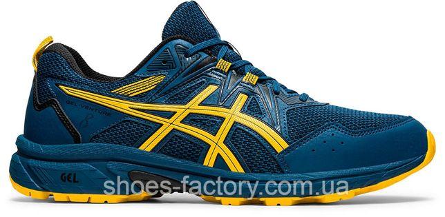 Мужские кроссовки Asics GEL-VENTURE 8, 1011A824-400 (Оригинал), купить