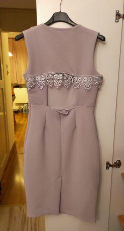 Sukienka wizytowa asos