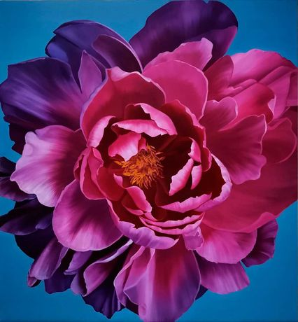 Картина Розовый Пион