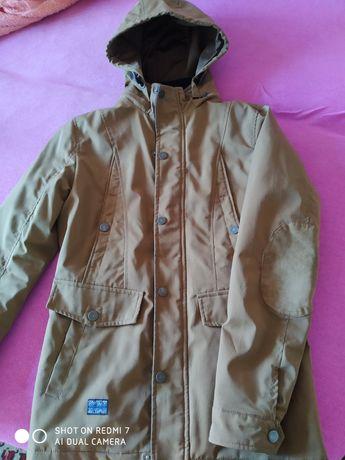 Куртка парка, осень-весна 10-16 лет