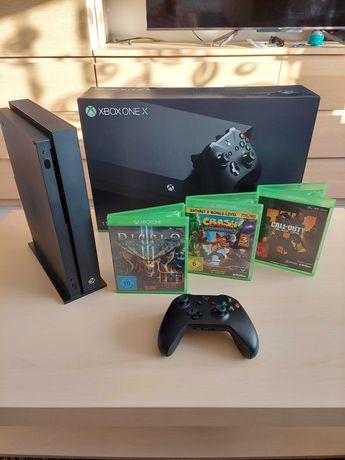 Xbox One X z Gwarancją