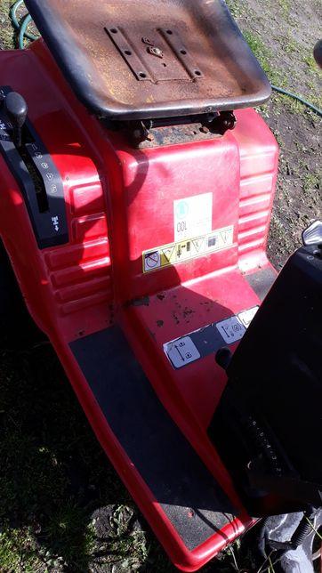 Metalowe błotniki do traktorka kosiarki Jonsared,Partner