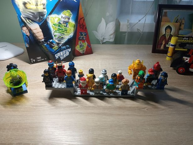 Лего ніндзяго, нексонайт, сіті