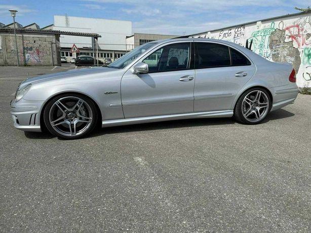 Oryginalne felgi 19' AMG Mercedes CLS W211 W212 9j 9,5j