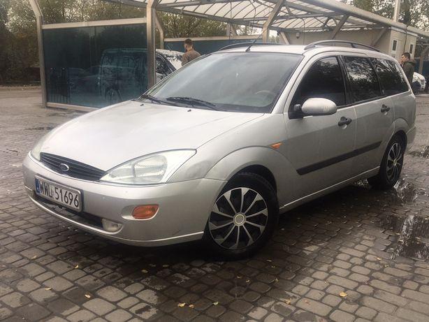Форд фокус