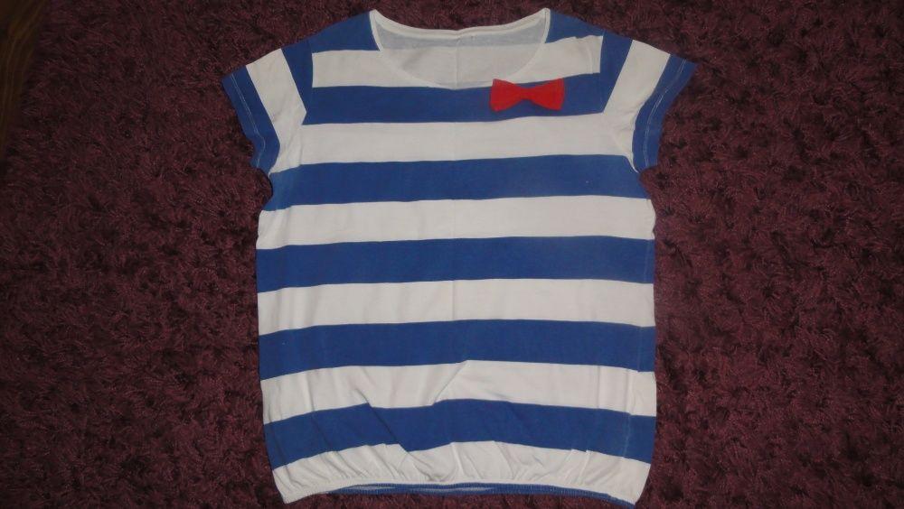 Bluzka koszulka rozmiar 42 Stok Lacki-Folwark - image 1