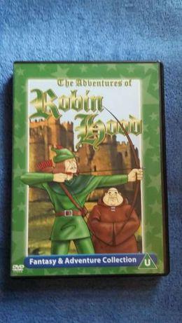 DVD Robin Hood wersja angielska, nauka angielskiego
