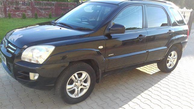 Kia Sportage 2.0i 16V 4x4 kolor 9P na części, silnik, osprzęt, drzwi