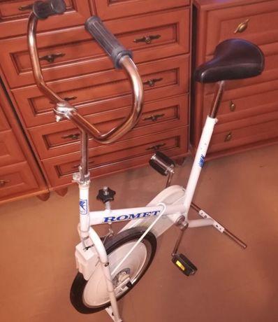 Rower stacjonarny treningowy romet