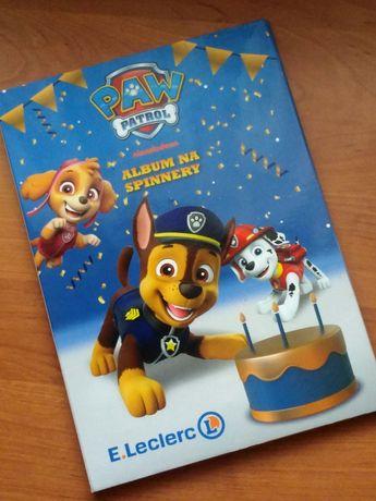 Psi patrol zabawka spinery caly ogromny katalog dla kolekcjonera