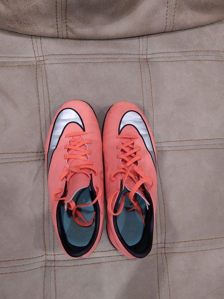 Футзалки Nike, бампы.