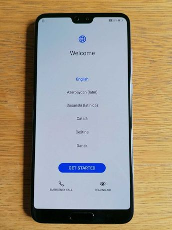 Huawei P20 Pro CLT-L09C - 128 GB leica