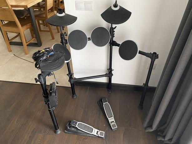 Продам эдектронную барабанную установку Alesis DM Lite