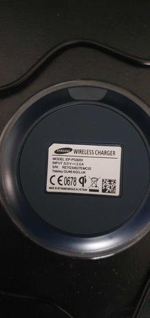 Carregador sem fios Samsung