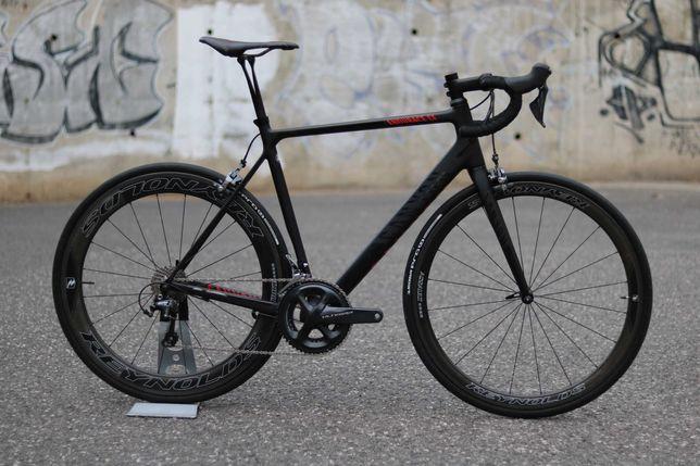 Bicicleta carbono Canyon Endurace CF Ultegra/Dura Ace 11v