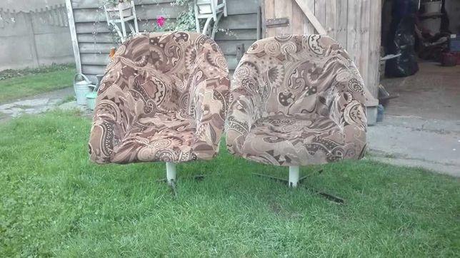 fotele antyk prl