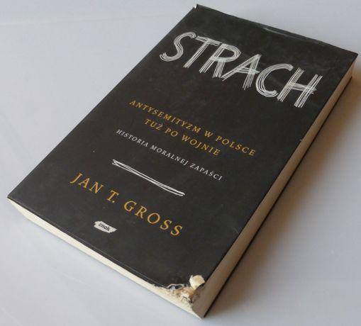 Książka STRACH Jan Gross