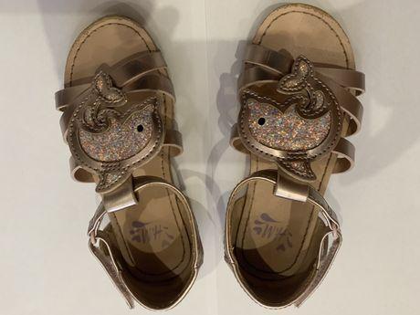 Босоножки сандали HM Next Carters Zara 27