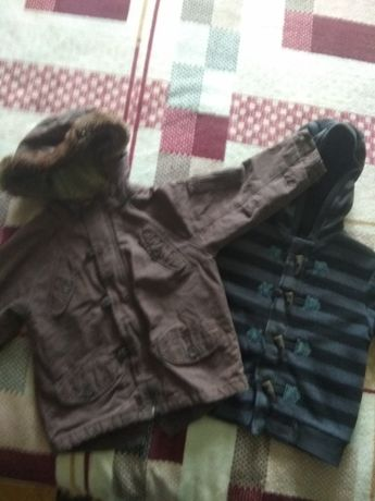 Парка + куртка Next