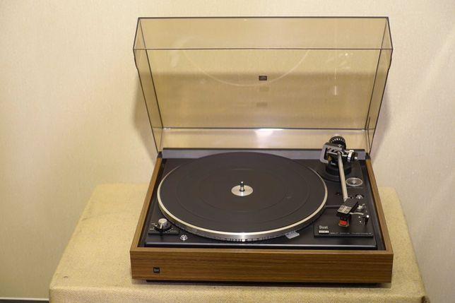 Аудиофильский HI-FI проигрыватель винила 70-х DUAL CS-510