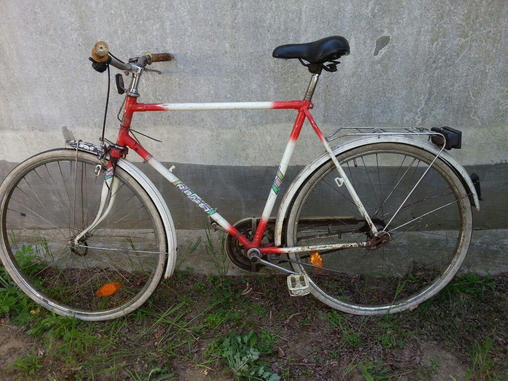 Rower romet duży
