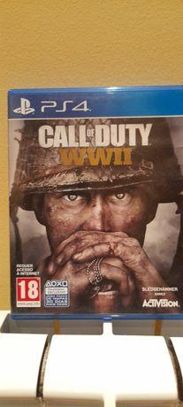 Call of Duty WW2 e Infinite Warface