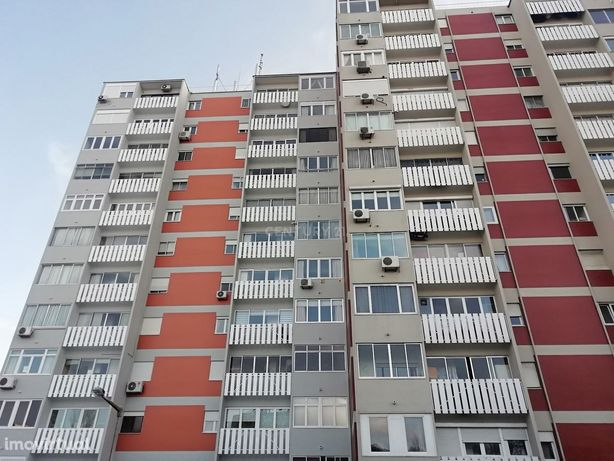 Apartamento T3+1 (5 ass.), São Domingos de Benfica, 145m2, 3WC complet
