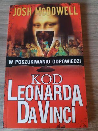 Książka W poszukiwaniu odpowiedzi Kod Leonarda Da Vinci