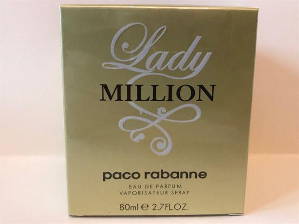 Paco Rabanne Lady Million 80ml. Okazja