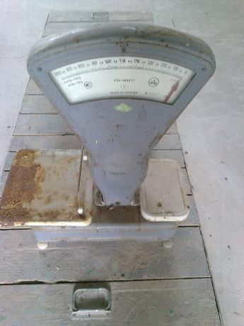 Весы 1 кг