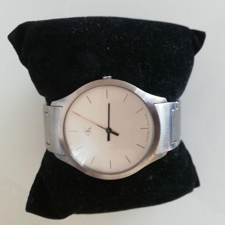 Relógio Calvin Klein senhora caixa aço