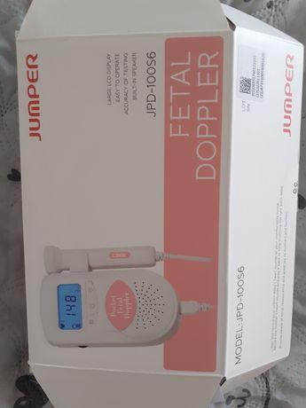 Detektor tętna płodu Jumper JPD-100s6 plus duży żel usg