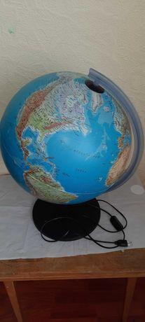 Глобус  для углубленного изучения географии молодого поколения