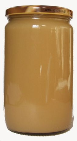 Miód akacjowy BioAktywny 1 kg LowcaMiodu.pl wysyłka