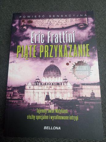 Eric Frattoni - Piąte Przykazanie