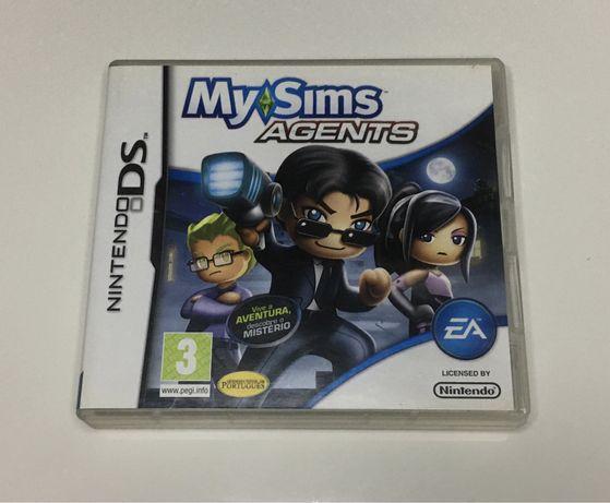 MySims Agents Nintendo DS