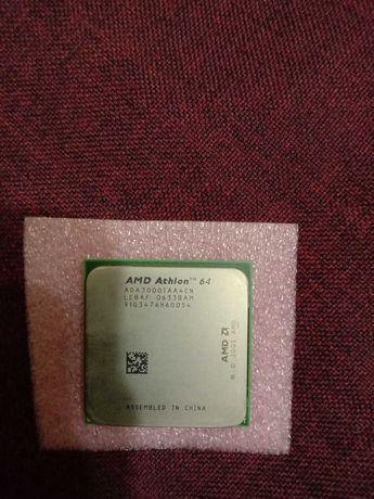 Процессор AMD Athlon 64 1 ядерный
