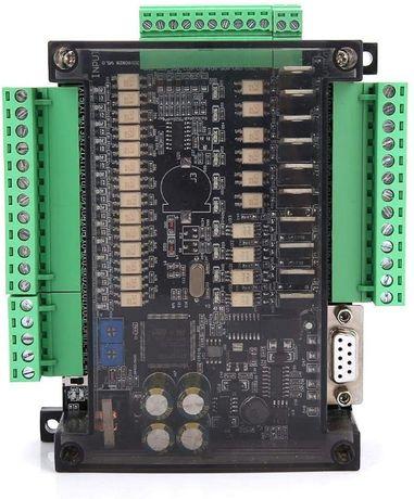Autómato FX3U-24MT PLC 14 entradas e 10 saídas, 6AD input e 2AD output