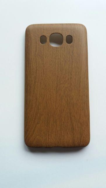Nowe Drewniane Etui Samsung Galaxy J5