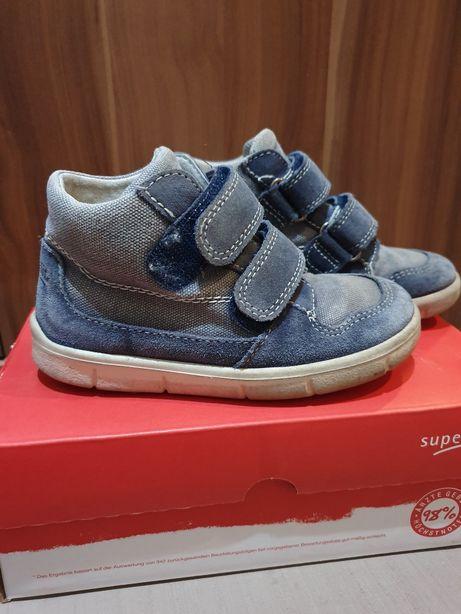 Buty sneakersy Superfit rozmiar 26, długość wkładki 17cm
