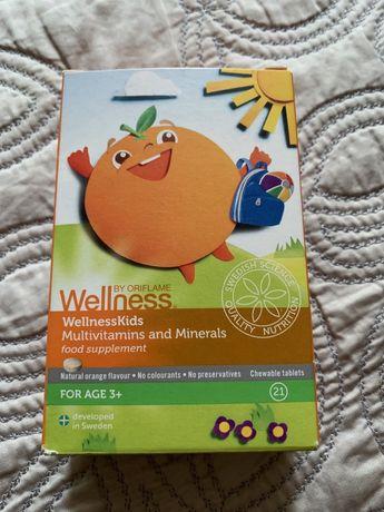 Wellness kids oriflame