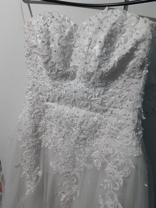 Suknia Ślubna 38 Piła - image 1