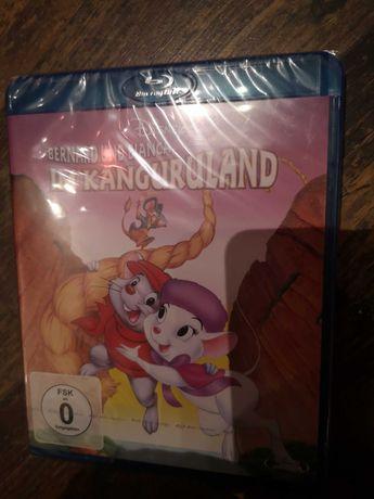 Bernard i Bianka w krainie kangurów blu-ray pl Disney