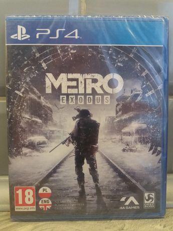 Metro exodus ps4 nowe folia!!!