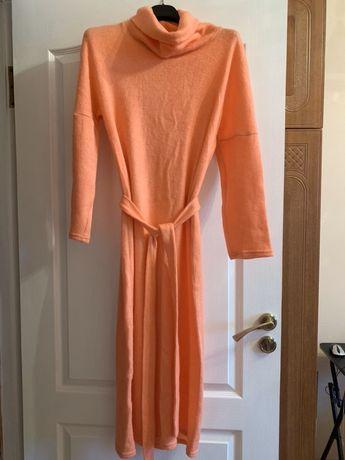 Платье зима/очень