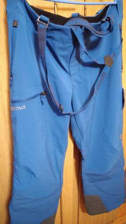 Nowe spodnie trekkingowe, zimowe, wspinaczkowe Marmot, softshell