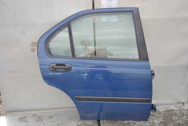 Drzwi prawy tył Honda Civic VI