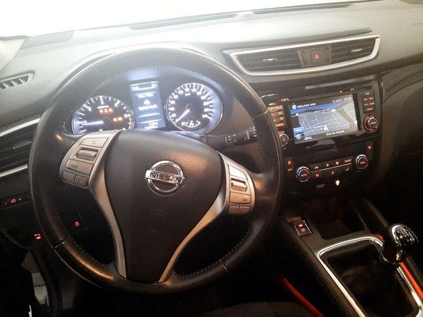 Nissan qashqai impecavel
