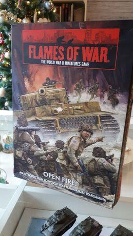 Flames of War Open Fire FWBX01
