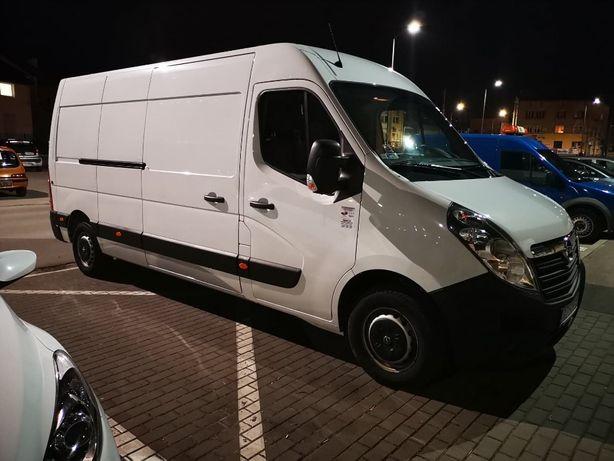 Wynajem Aut BUSA Opel Movano Wypożyczalnia Samochodów od 136 zł doba